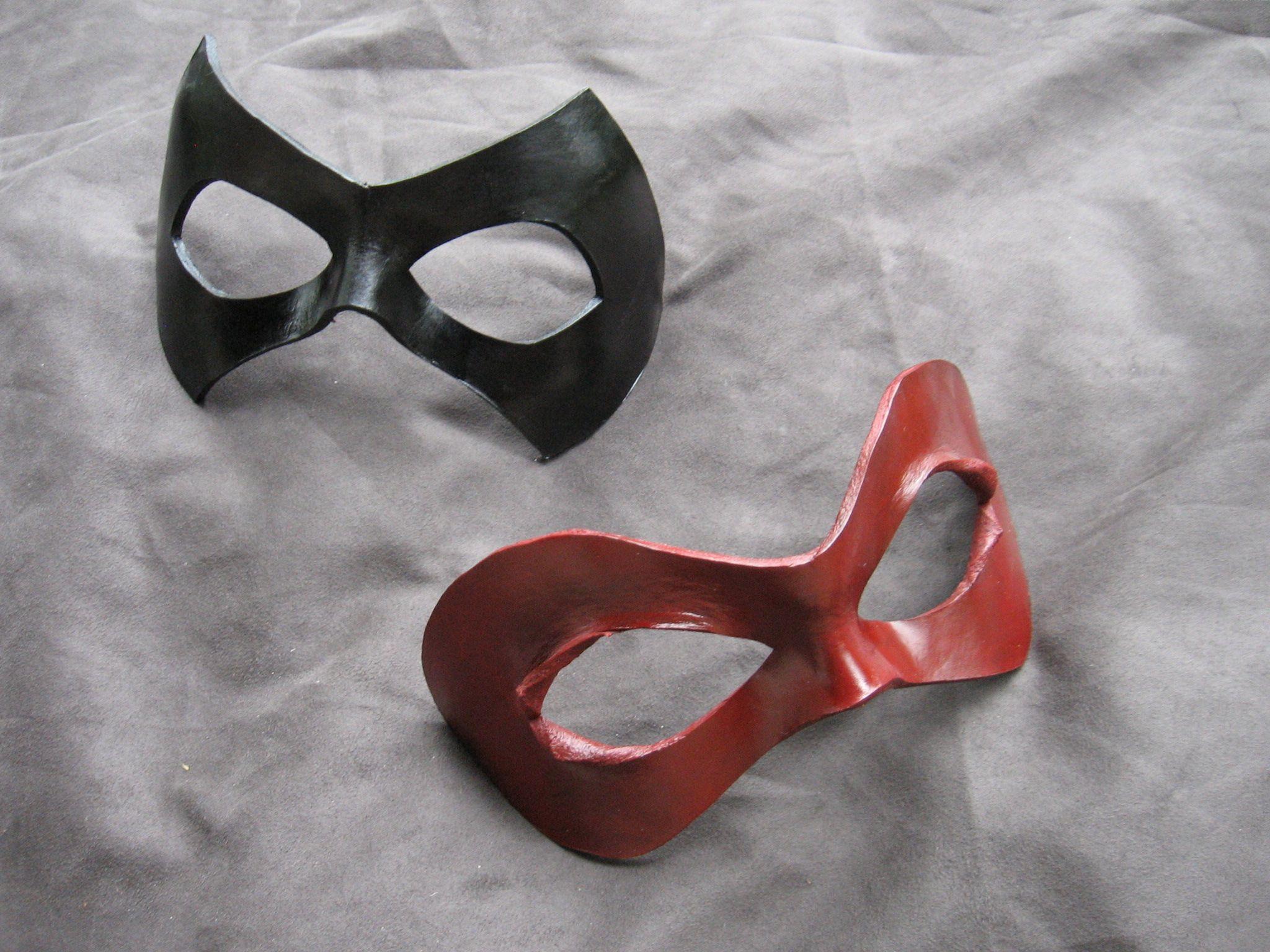 Сделать маску женщины кошки своими руками видео